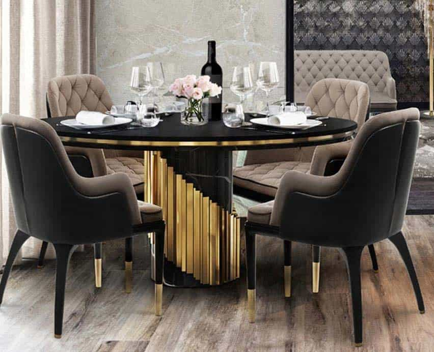 High-End Dining Chair