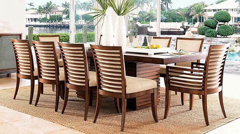 Ocean Club Kowloon Upholstered Dining Chair