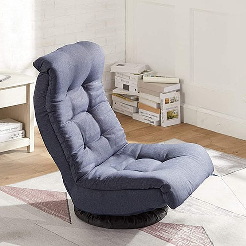 Swivel Accent Lounge Chair
