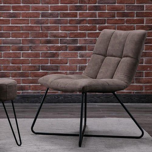 Wahson Retro Accent Chair