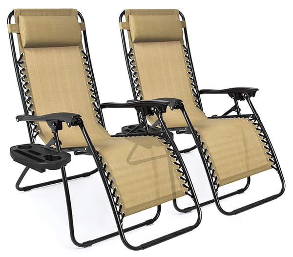 Best Choice Products Zero Gravity Lounge Chair