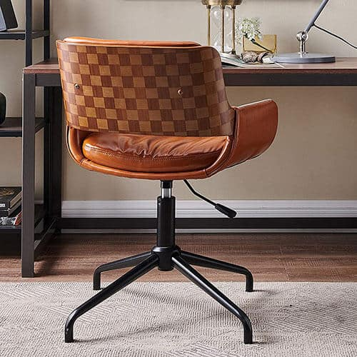 Volans Faux Leather Office Chair