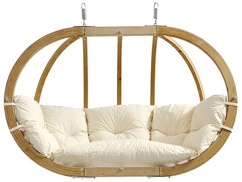 BYER OF MAINE Globo Double Hanging Chair