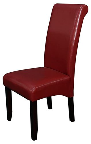 Monsoon Pacific Milan Faux Leather Dining Chair