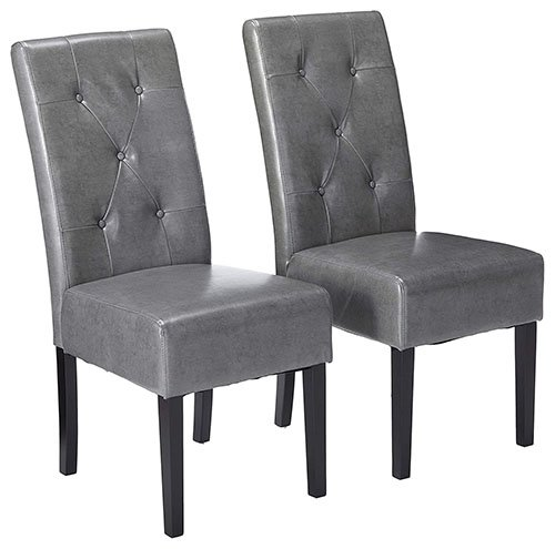 Christopher Knight Home Taylor Bonded Leather Dining Chair