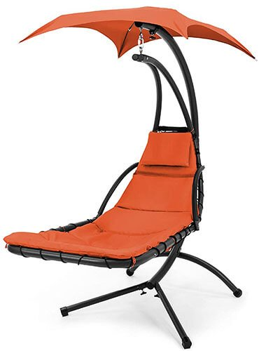 Best Choice Products Outdoor Hanging Lounge Chair