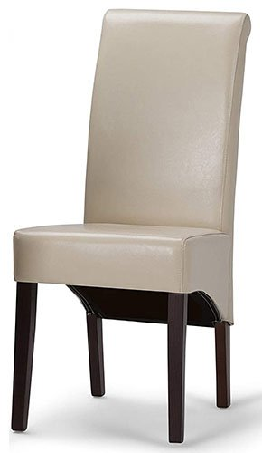 Simpli Home Avalon Deluxe Parson Dining Chair